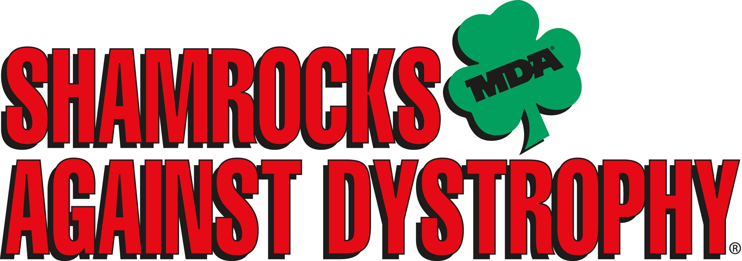 MDA Shamrocks Against ... Occupational Therapy Logo
